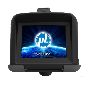 3.5 inch waterproof motorcycle GPS navigation system